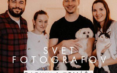 03. Victoria Janov Photography s manželom Petrom – o fotografii, svadbách, práci z domu a rodičovstve…